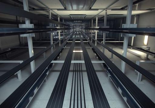 kích thước tiêu chuẩn hố thang máy