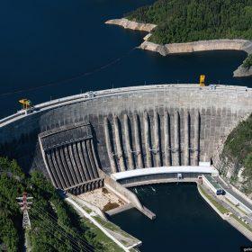 Đập Tam Điệp - Thang máy lớn nhất, Top 1 thang máy