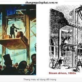 cây thang máy đầu tiên