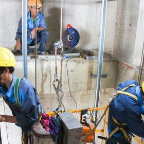 lắp đặt thang máy - hcm thang máy